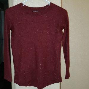 Rag & Bone 100% Cashmere Sweater.